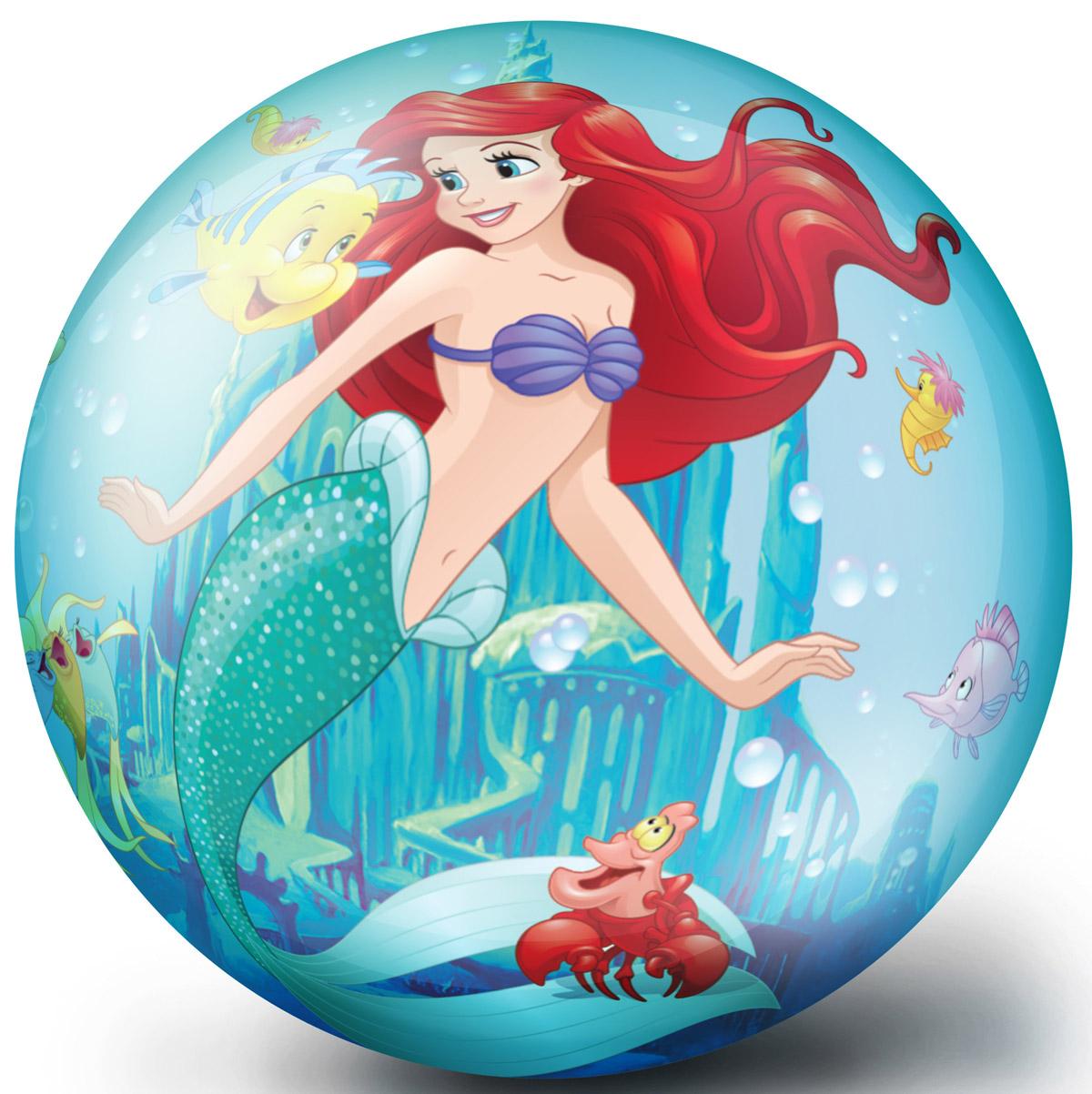 Fresh Trend Мяч Принцессы цвет голубой 15 см 81503FT