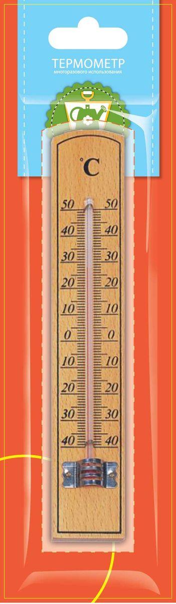 Термометр универсальный Garden Show, 3,5 х 22 см466108Термометр универсальный Garden Show 3,5х22см