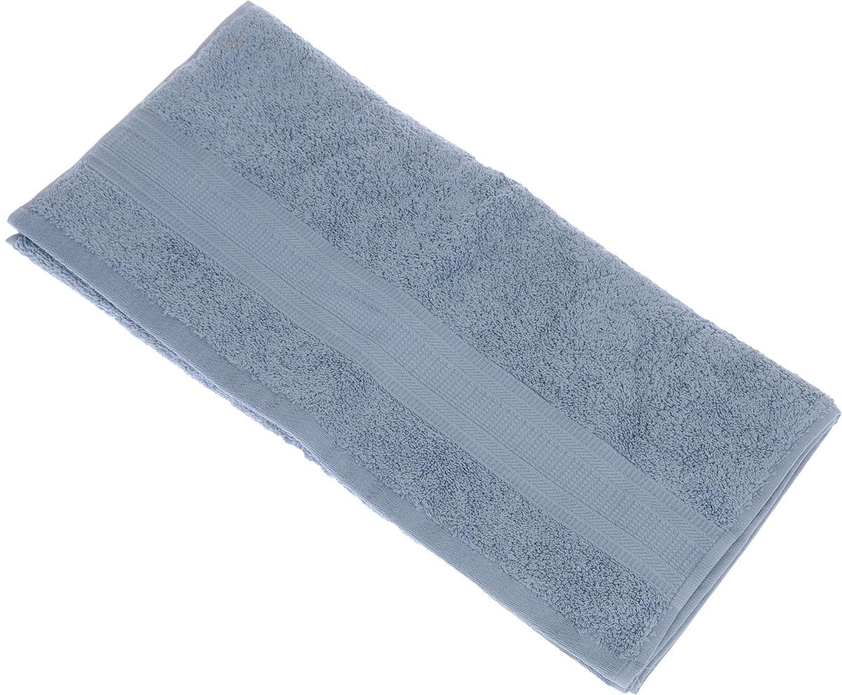 Полотенце TAC Mixandsleep, цвет: серо-голубой, 50 х 90 см1201Махровое полотенце TAC Mixandsleep выполнено из приятного на ощупь натурального хлопка серо-голубого цвета и декорировано изящным орнаментом. Полотенце прекрасно впитывает влагу и легко стирается. Полотенце TAC Mixandsleep создаст атмосферу уюта и комфорта в вашем доме. Хлопок - это волшебный цветок, хранящий в своем сердце тепло и нежность. Человек начал использовать волокна этих растений еще в глубокой древности. Этот натуральный материал обладает такими свойствами как гигроскопичность и гипоаллергенность. Размер: 50 см х 90 см. Плотность: 500 г/м2.