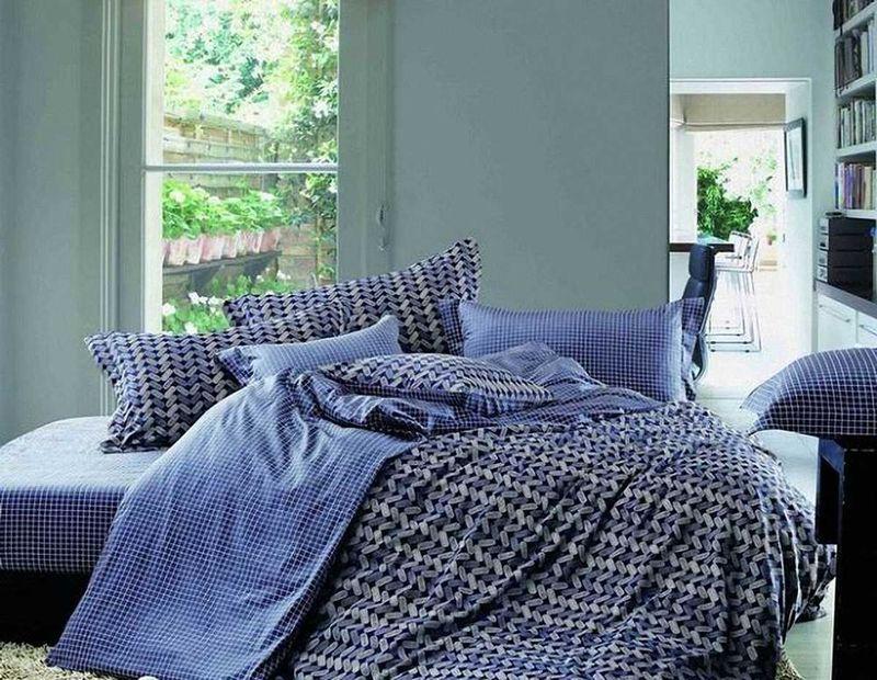 Комплект белья МарТекс Гринланд, 2-спальный, наволочки 70х70. 01-0263-201-0263-2