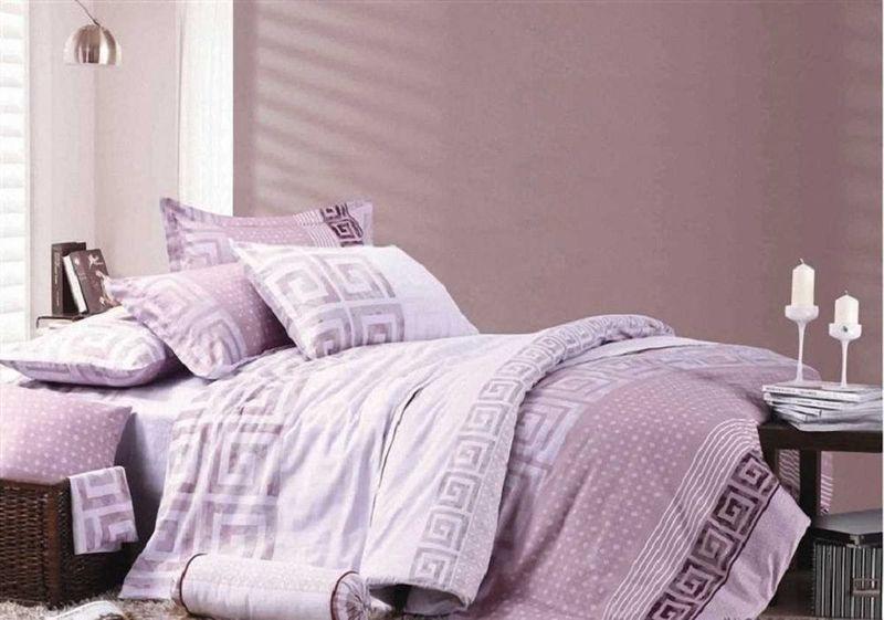 Комплект белья МарТекс Афины 2, 1,5-спальный, наволочки 50х70. 01-0332-101-0332-1