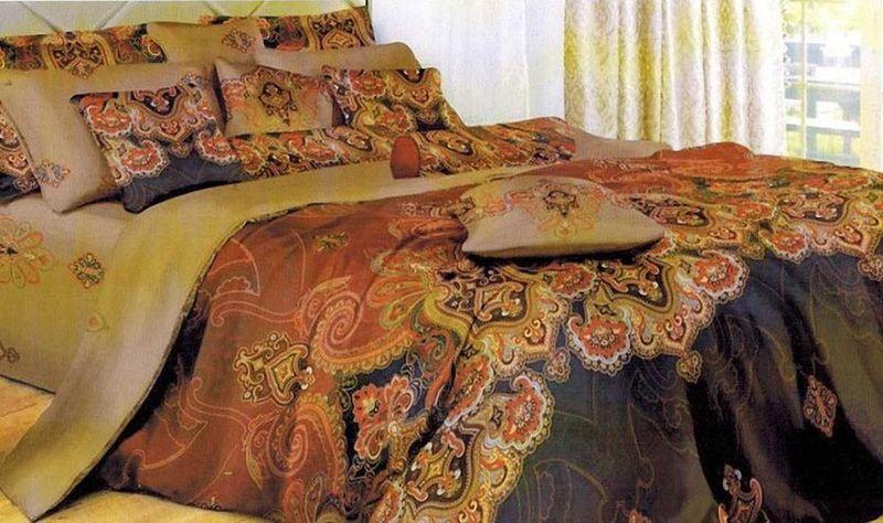 Комплект белья МарТекс, 1,5-спальный, наволочки 50х70. 01-1120-101-1120-1
