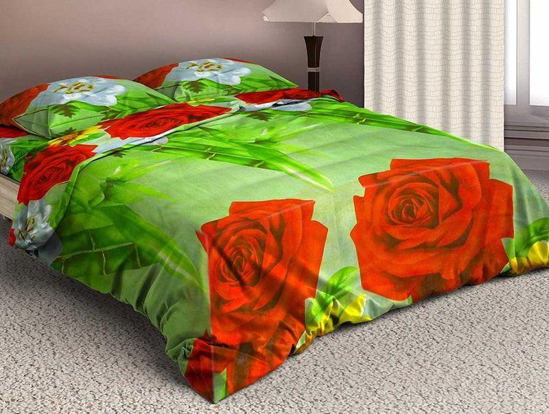 Комплект белья МарТекс, 1,5-спальный, наволочки 50х70. 01-1577-101-1577-1