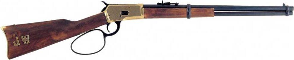 Карабин модель 92. Оружейная реплика. Ковбойская версияD7/1069Выставочно-демонстрационная масштабная модель для коллекционирования, копия карабина 92 Винчестера, версия для ковбоев.