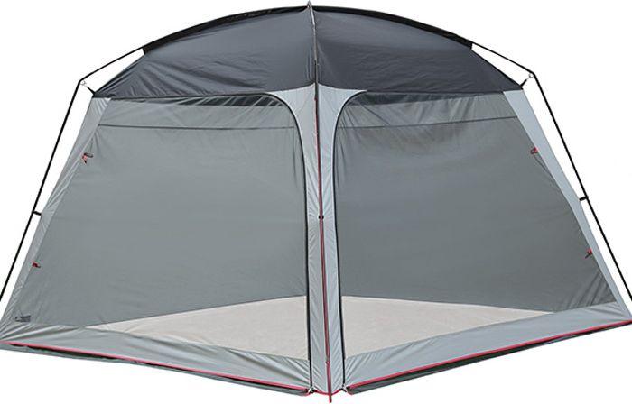 Палатка High Peak PAVILLON, цвет: светло-серый, темно-серый, 300 х 300 х 210 см. 1404614046Всегда хорошо иметь отдельную кухню-столовую на большую компанию. Она защитит вас от солнца, ветра и комаров в летний день. Дуги: Фибергласс 11 мм /Сталь 16 мм Тент: Полиэстер 1000 мм Дно: нет