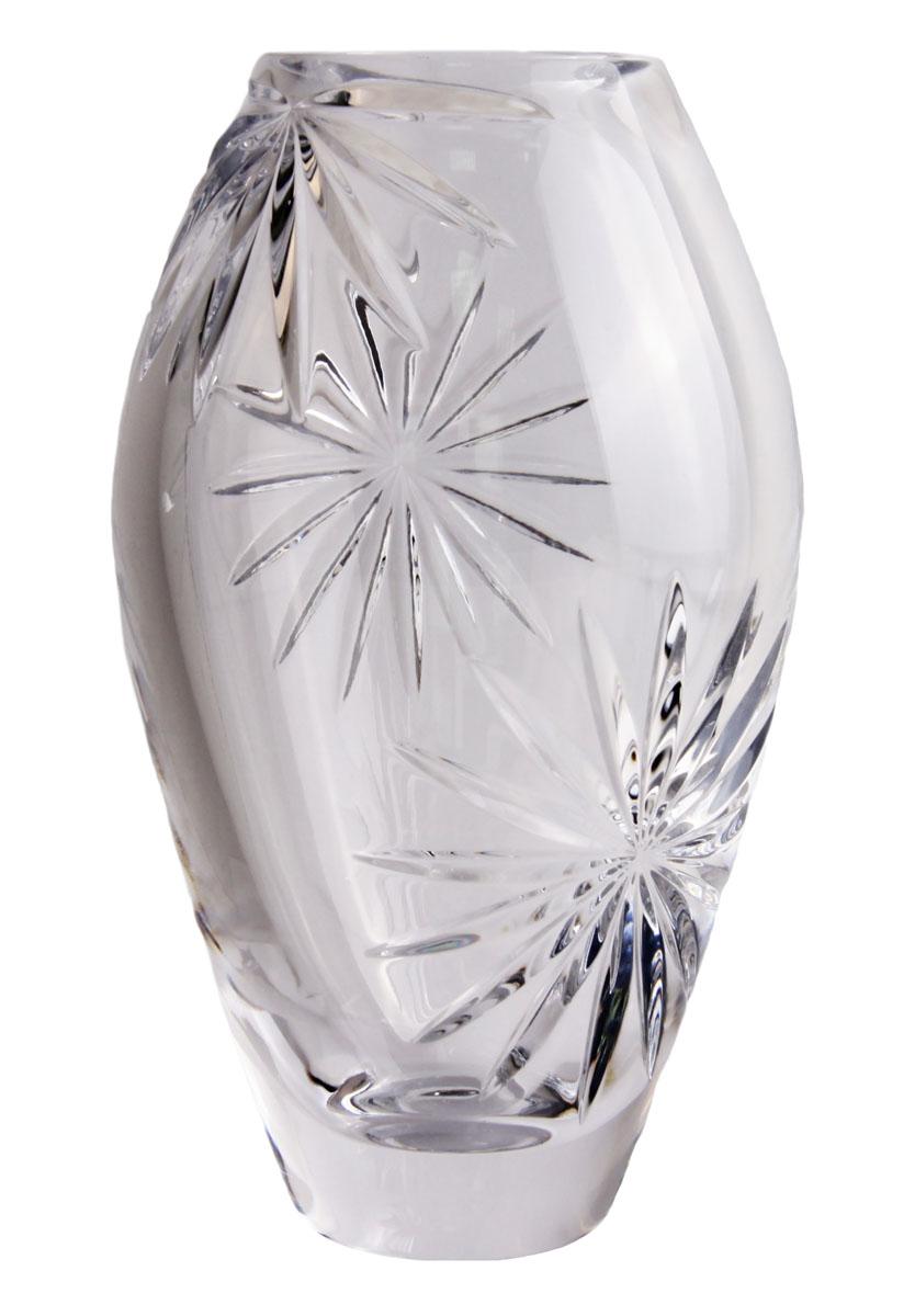 Фаберже! Ваза Пузырьки. Хрусталь, гранение, гравировка. Фаберже, Франция, конец XX века