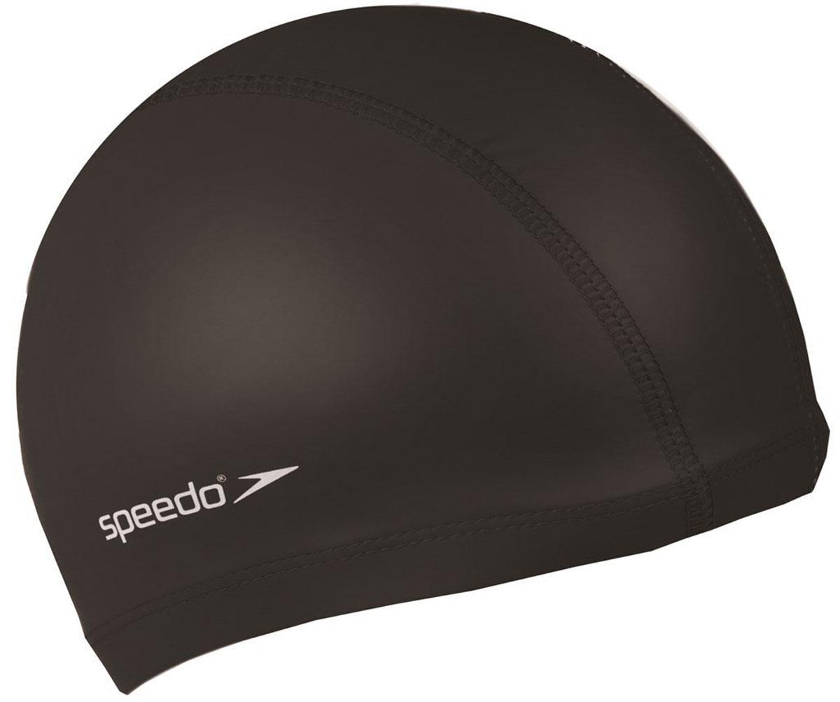 Шапочка для плавания Speedo Speedo Pace Cap, цвет: черный8-720640001Speedo Pace Cap – это великолепная комбинированная шапочка для плавания. Она изготовлена из лайкры, нейлона и внешнего полиуретанового покрытия. Благодаря такому составу, обеспечивается непревзойденный уровень комфорта. Шапочка легко надевается и снимается, не давит на голову и при этом не пропускает влагу. Благодаря водоотталкивающим свойствам, которыми обладает модель, уменьшается сопротивление воды, действующее на голову спортсмена. В то же время все материалы, из которых изготовлена эта шапочка, для плавания очень легкие и невероятно прочные. Широкий цветовой ассортимент позволяет подобрать шапочку для каждого. Специалисты рекомендуют Speedo Pace Cap как для профессиональных спортсменов, так и для любителей плавания. Характеристики модели: - шапочка для плавания - высококачественное изделие - состоит из нескольких слоев - логотип Speedo Преимущества модели: - комфорт - долгий срок службы - не давит на голову - легкость в надевании и снимании - обладает водоотталкивающими...