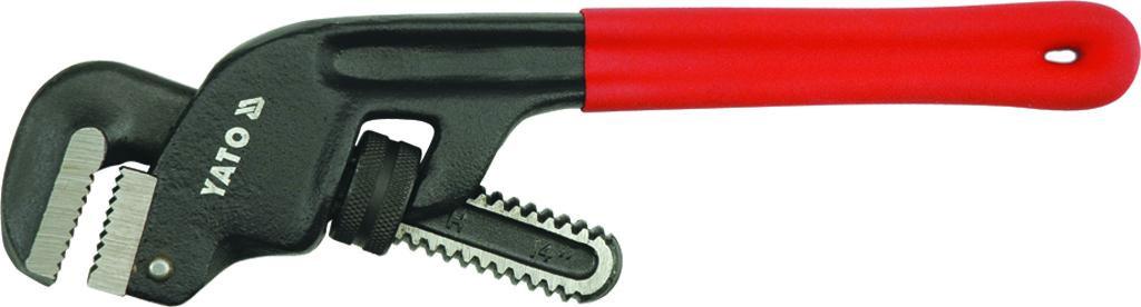 "Ключ трубный Yato ""Stillson"", изогнутый, длина 25 см YT-2201"