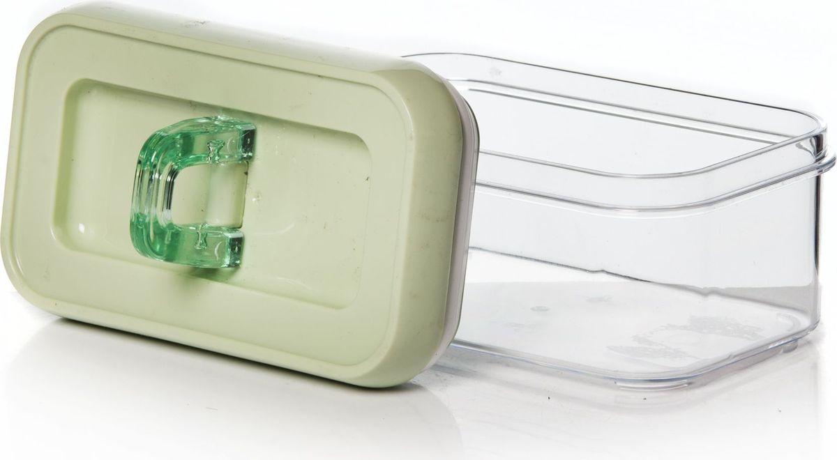 Контейнер для продуктов Pasabahce, 600 мл. 161173-032161173-032Контейнер для продуктов с вакуумной крышкой 15*9*7,5 см