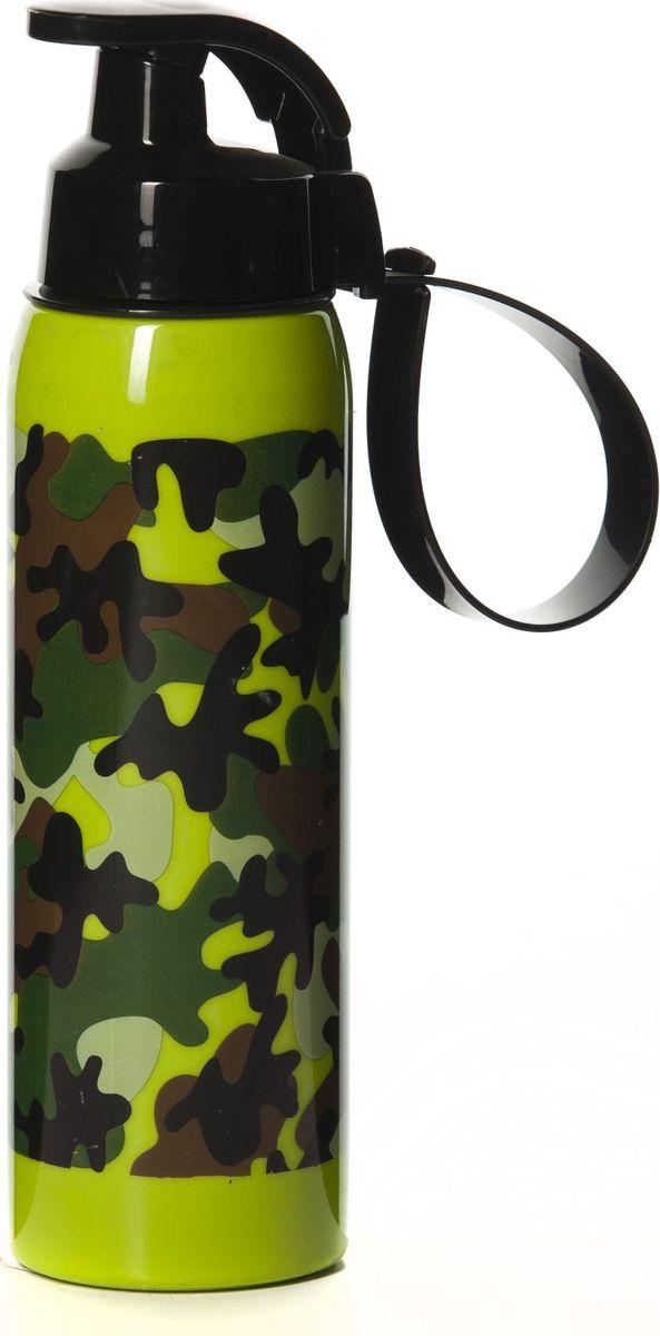 Бутылка Pasabahce, 500 мл. 161415-060161415-060Бутыль спортивная с ручкой 6*6*23 см