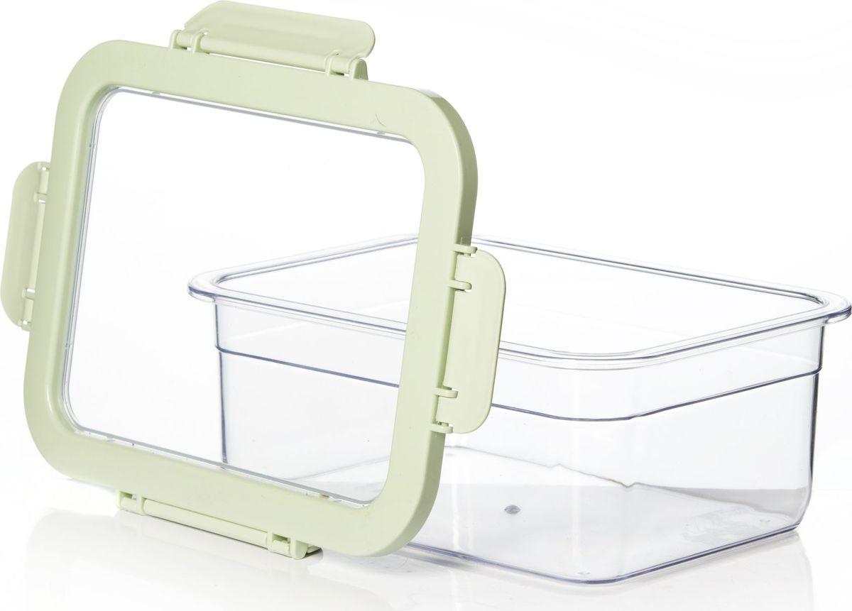 Контейнер для продуктов Pasabahce, 2,2 л. 161420-500161420-500Контейнер пластмас.для хранения продуктов V=2,2 л с защелк.ручками 23*17.5*9 см