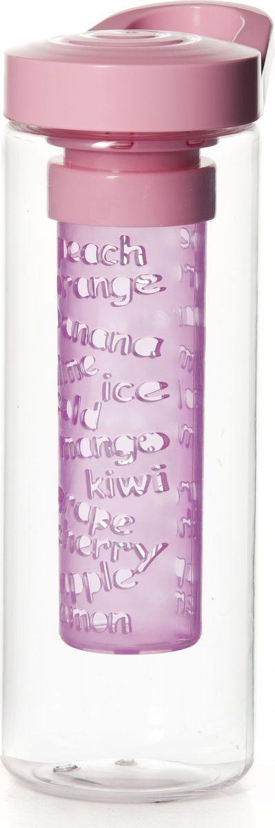 Бутылка Pasabahce, 750 мл. 161507-000161507-000Бутыль для напитков с емкостью для льда и фруктов ,V=0.75 л 10,5*7,3*21 см