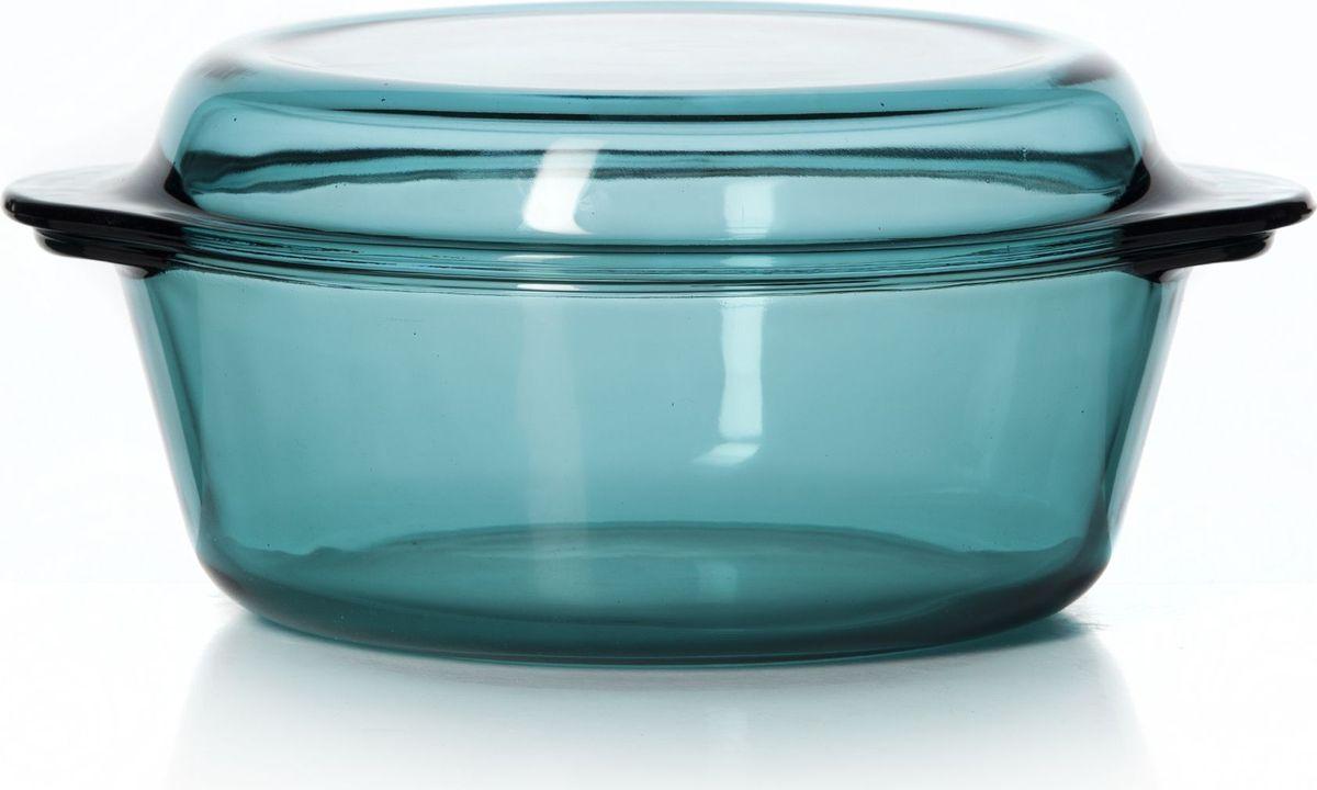 Посуда для СВЧ Pasabahce, 2 л. 59003AQ59003AQПосуда для СВЧ круглая 2 л цветное стекло