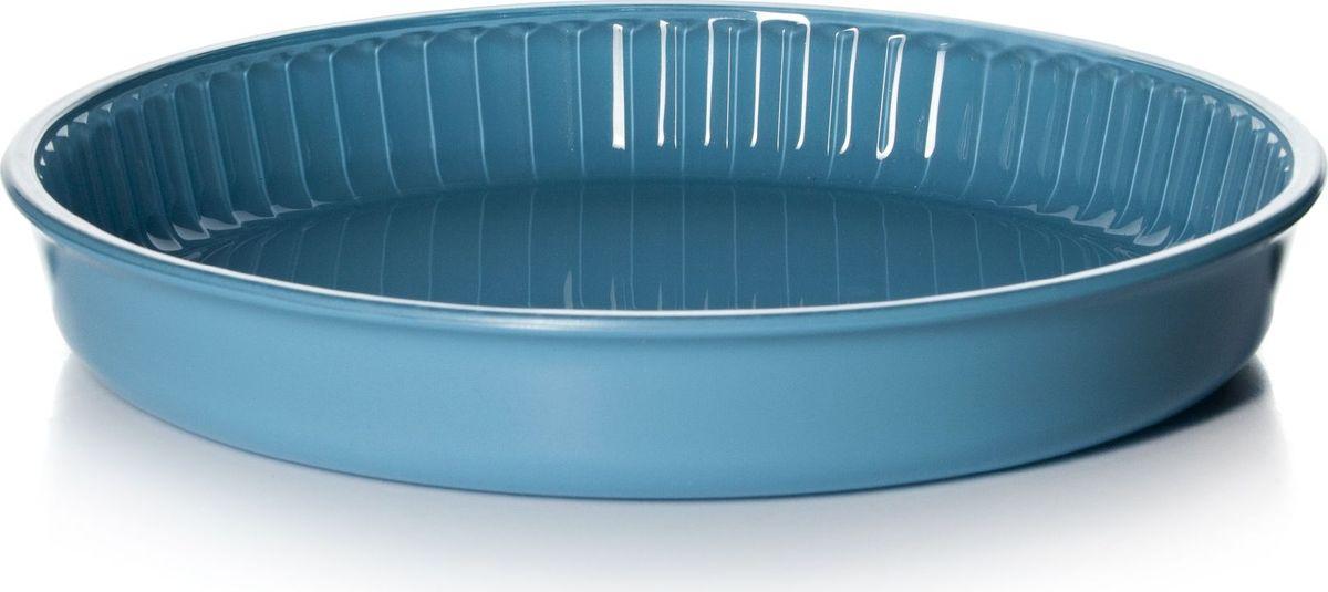 Посуда для СВЧ Pasabahce, диаметр 32 см. 59014BL59014BLПосуда для СВЧ круглая d=320 мм цветное стекло