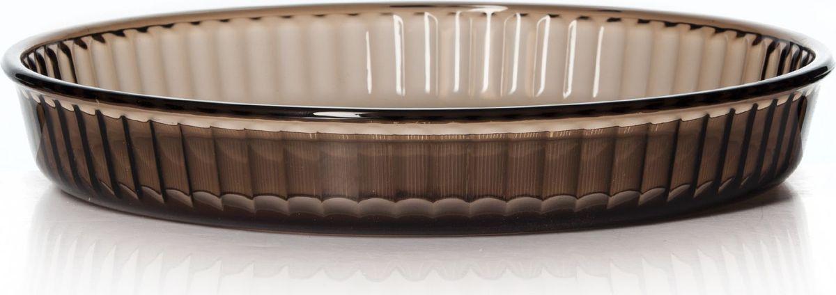 Посуда для СВЧ Pasabahce, диаметр 32 см. 59014BR59014BRПосуда для СВЧ круглая d=320 мм цветное стекло