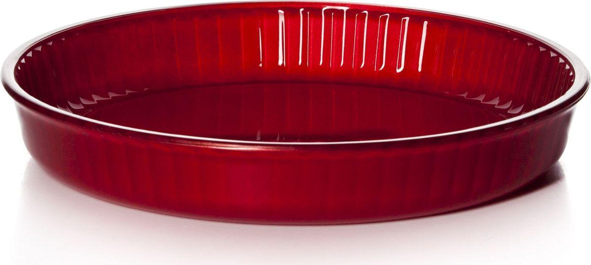 Посуда для СВЧ Pasabahce, диаметр 32 см. 59014R59014RПосуда для СВЧ круглая d=320 мм цветное стекло