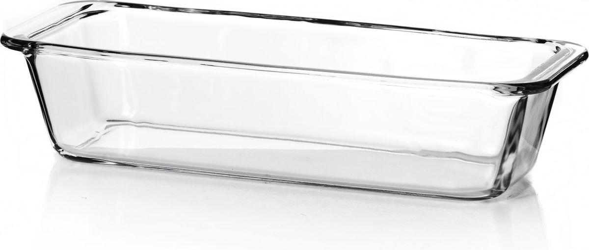 Лоток для СВЧ Pasabahce, 1,5 л. 5910459104Посуда для СВЧ лоток прямоуг. б/крышки 310*125*70 мм 1,5 л