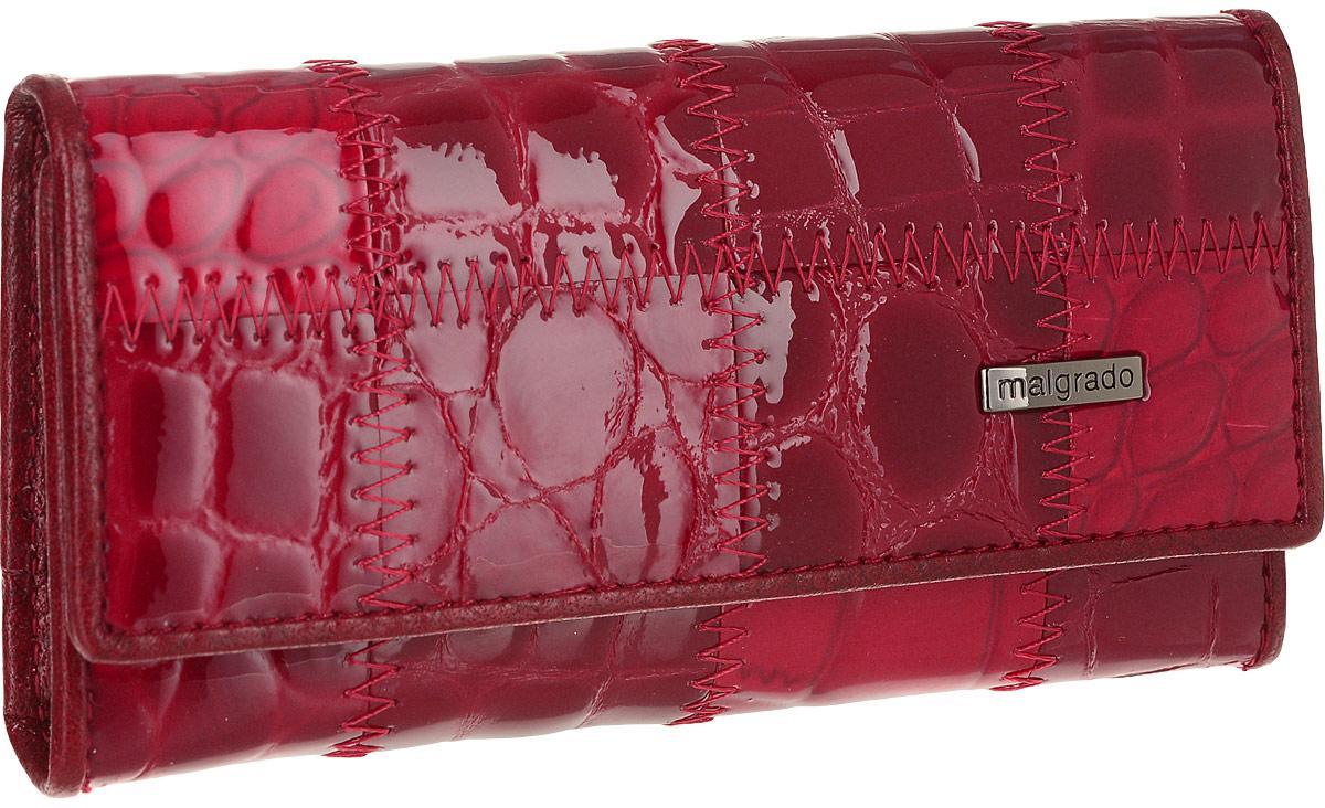 "Ключница ""Malgrado"", цвет: красный. 47006A-444A 47006A-444A Red"