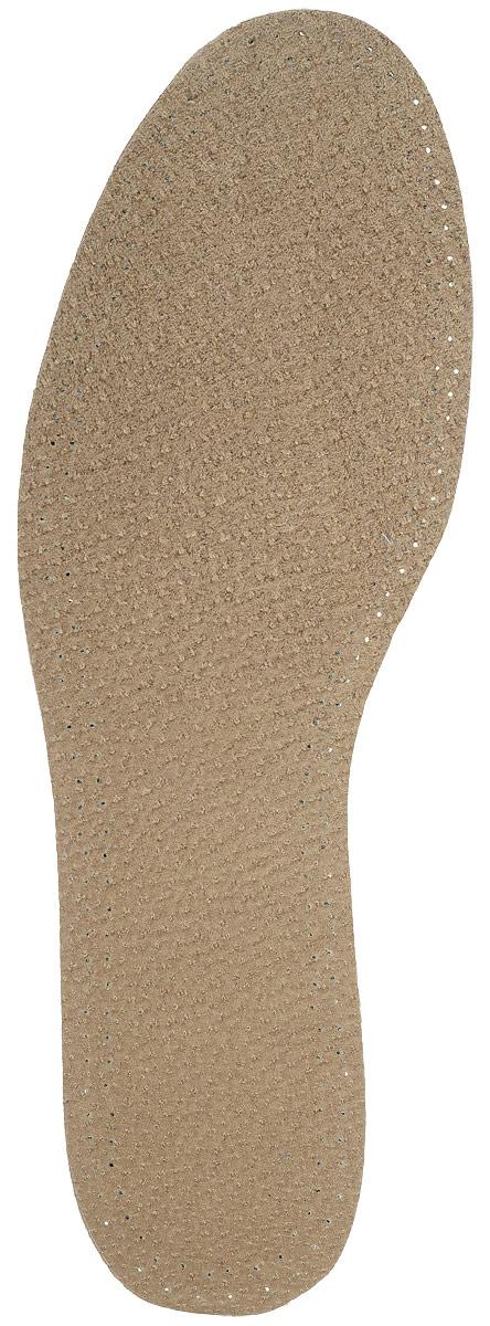 Стелька, OmaKing кожа на пенке из латекса, 40/41T-440-41Кожаные стельки изготовлены из эластичной свиной кожи на подкладке из латекса с содержанием активированного уголя, который помогает предотвратить запах, впитывает влагу и создаёт благоприятный микроклимат для ног.