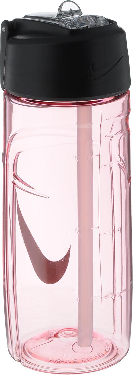 Бутылка для воды Nike T1 Flow Swoosh Water Bottle 16oz, цвет: розовый, серый, 473 млN.OB.A3.606.16Бутылка для воды Nike T1 Flow Swoosh Water Bottle 16oz с горлышком, которое поднимается на 90 градусов, что обеспечивает простоту в использовании. Модель дополнена измерительной шкалой и петелькой для подвешивания. Технология материала Tritan обеспечивает долговечность и ударопрочность. Не содержит BPA. Объем: 473 мл. Высота: 18 см. Диаметр основания: 6,5 см.