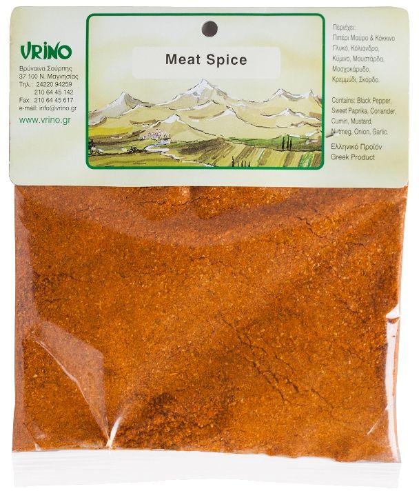 Vrino приправа для мяса, 50 г18.0002,1Продукт из Греции.