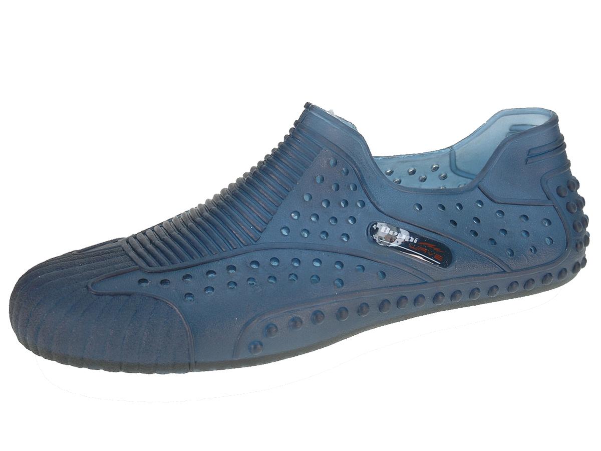Обувь для кораллов мужская Beppi, цвет: синий. 2155280. Размер 412155280Обувь для кораллов Beppi предназначена для пляжного отдыха, плавания в открытой воде, а также для любых видов водного спорта. Модель выполнена гибкой безопасной резины с практичным отверстиями. Резиновая подошва удобна и защищает ступни ног при хождении по каменистому дну, а также от горячего песка при хождении по пляжу. Аквашузы очень легкие и быстро сохнут.
