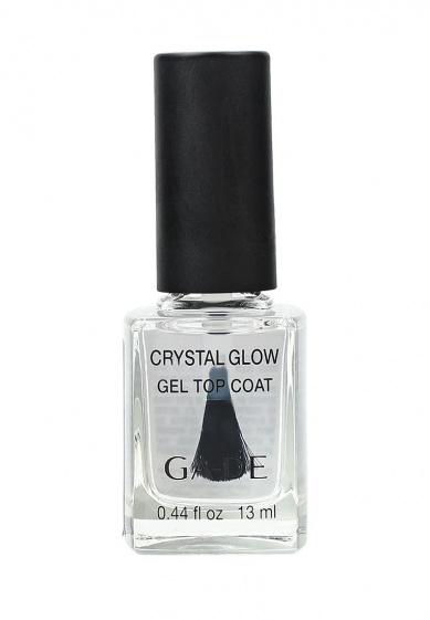 GA-DE Гель-Лак для ногтей (верхнее покрытие ) Gel Top Coat,13 мл103600702Великолепный кристально-прозрачный финиш-гель придает ногтям эффектный глянцевый блеск, как при профессиональном маникюре с использованием гель-лака. Гель-лак создает дополнительный объемный слой поверх цветного слоя лака, придавая ногтям красивую форму и роскошный эффект кристаллического сияния. В состав гель-лака входят особые пленкообразующие компоненты для повышения его прочности, обеспечения дополнительной защиты и предотвращения выцветания лака. Этот превосходный финиш-гель придает ногтям яркий блеск, продлевает жизнь маникюра, сохраняя ногти идеально гладкими и блестящими на протяжении длительного времени