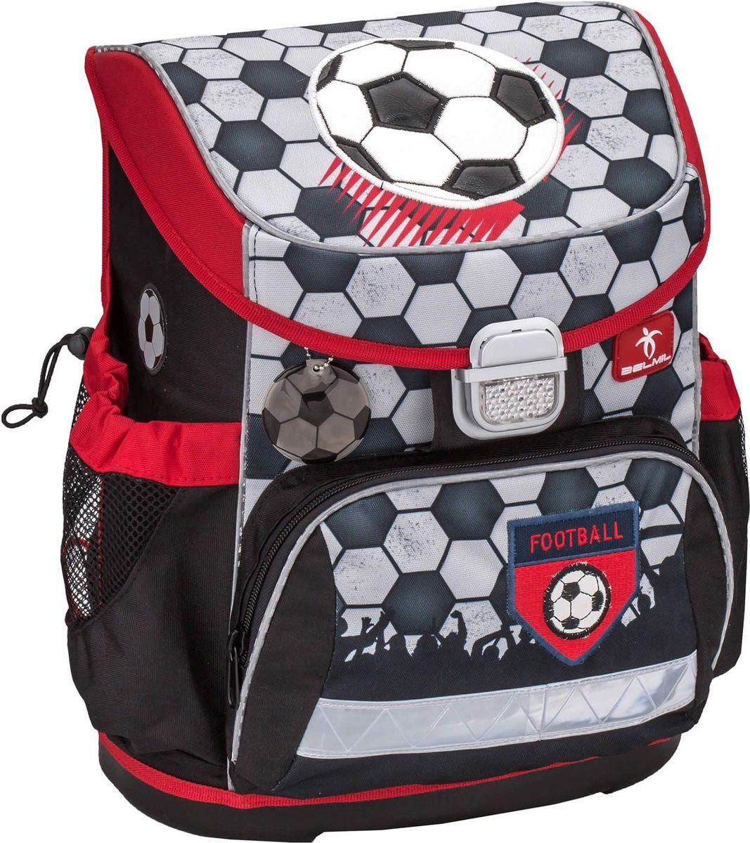 Belmil Ранец школьный Mini-Fit Football405-33/510