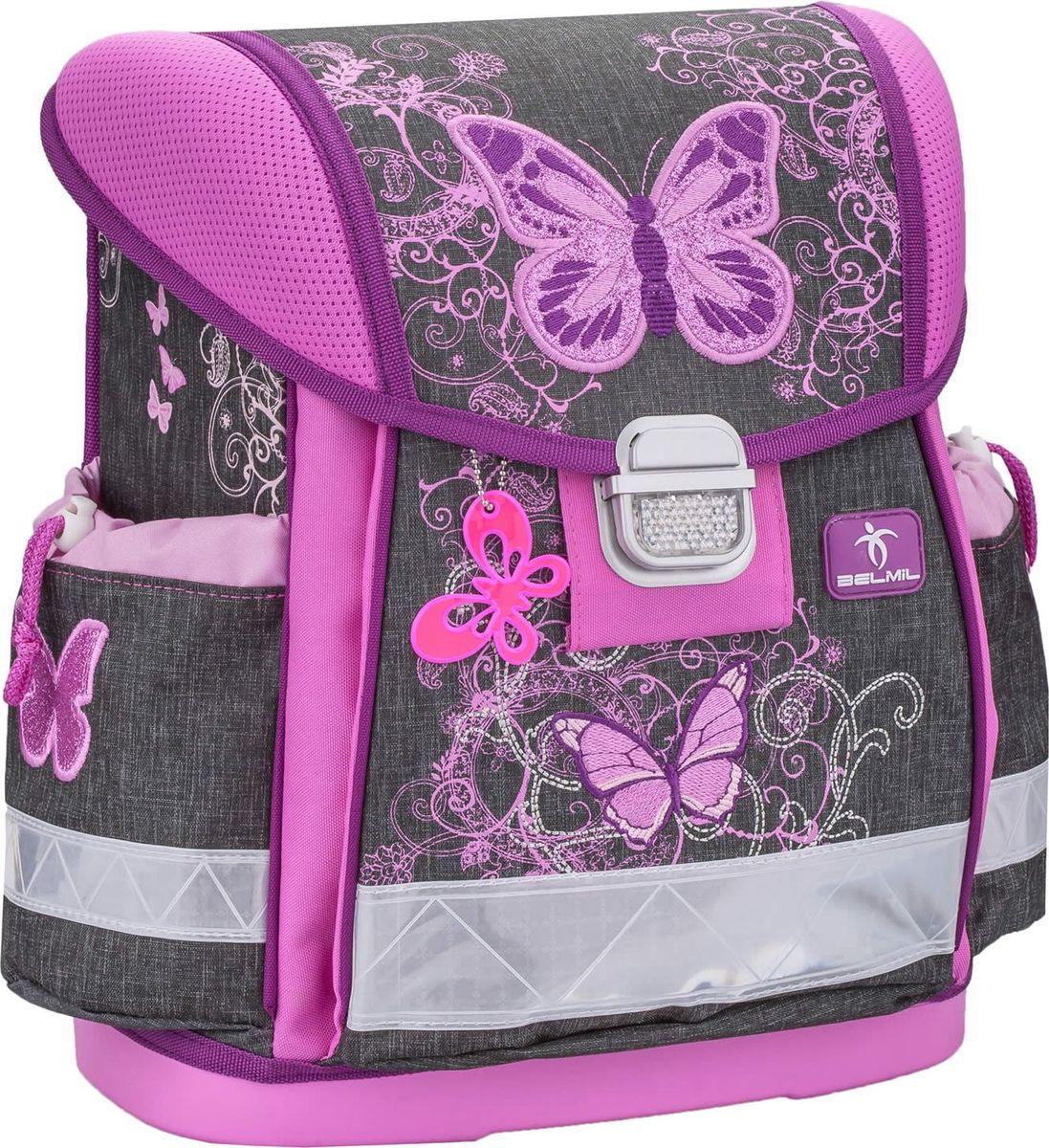 Belmil Ранец школьный Classy Butterfly403-13/515