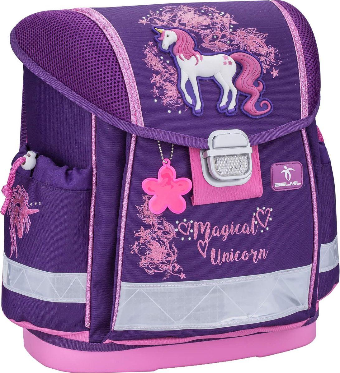 Belmil Ранец школьный Classy Unicorn403-13/528