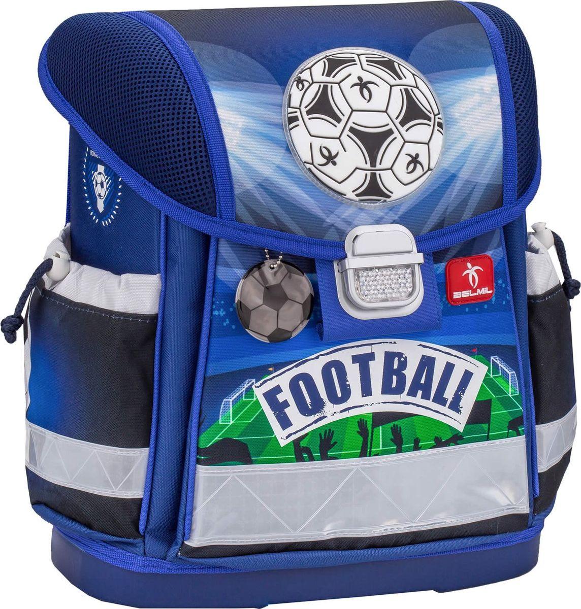 Belmil Ранец школьный Classy Royal Football403-13/530