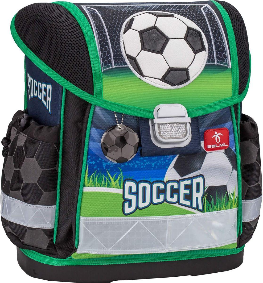 Belmil Ранец школьный Classy Soccer403-13/531