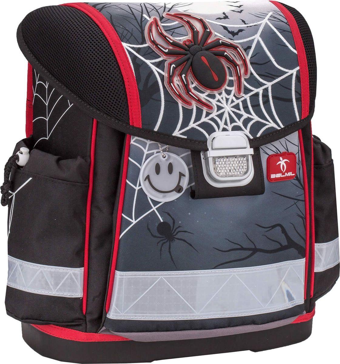 Belmil Ранец школьный Classy Spider Lumo403-13/539