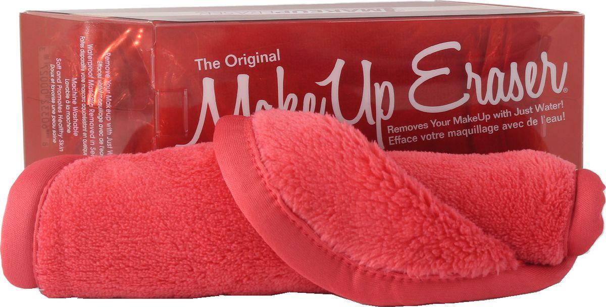 MakeUp Eraser салфетка для снятия макияжа красная000273Makeup Eraser Originak (красная) уникальная салфетка, которая с невероятной легкостью снимает макияж, аккуратно очищая кожу лица абсолютно естественным образом. Салфетка воздействует без применения привычных средств для удаления декоративной косметики или умывания, значительно упрощает повседневный ритуал ухода и очищения, делает его приятным и легким. Секрет магических свойств салфетки Makeup Eraser заключается в особом переплетении полиэстеровых нитей. При производстве изделия поверхность ткани не подвергается никакой химической обработке, что гарантирует ее гипоаллергенность и безопасность применения, а для того, чтобы начать процедуру использования салфетки, достаточно просто хорошо смочить ее в чистой теплой воде. Салфетку Makeup Eraser можно с успехом применять для любого типа кожи, в том числе очень чувствительной, ее мягкое воздействие не вызывает раздражений или покраснений, высокий уровень качества ткани гарантирует длительное использование салфетки, а ее великолепные...