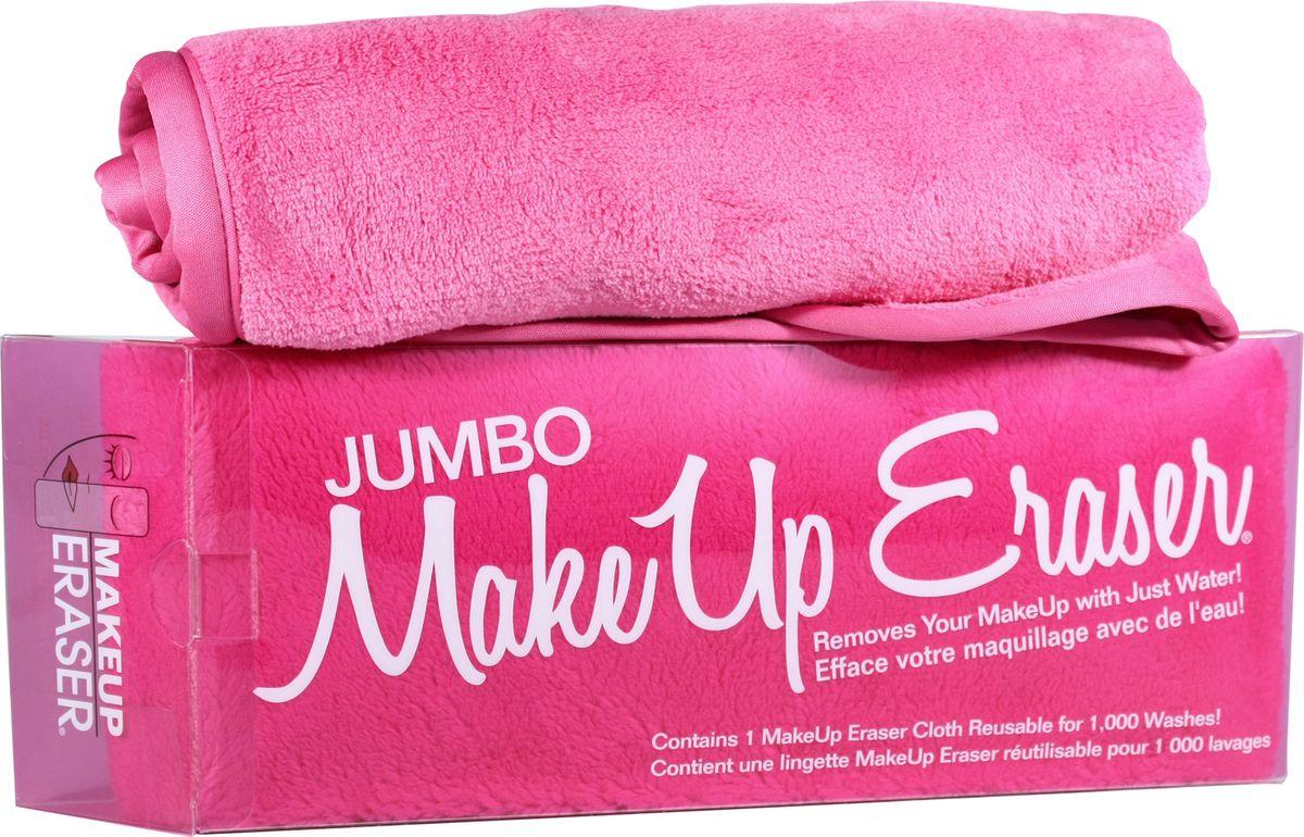 MakeUp Eraser полотенце для снятия макияжа экстрабольшое006111Makeup Eraser JUMBO (розовая) уникальная салфетка, которая с невероятной легкостью снимает макияж, аккуратно очищая кожу лица абсолютно естественным образом. Салфетка воздействует без применения привычных средств для удаления декоративной косметики или умывания, значительно упрощает повседневный ритуал ухода и очищения, делает его приятным и легким. Секрет магических свойств салфетки Makeup Eraser заключается в особом переплетении полиэстеровых нитей. При производстве изделия поверхность ткани не подвергается никакой химической обработке, что гарантирует ее гипоаллергенность и безопасность применения, а для того, чтобы начать процедуру использования салфетки, достаточно просто хорошо смочить ее в чистой теплой воде. Салфетку Makeup Eraser можно с успехом применять для любого типа кожи, в том числе очень чувствительной, ее мягкое воздействие не вызывает раздражений или покраснений, высокий уровень качества ткани гарантирует длительное использование салфетки, а ее великолепные...