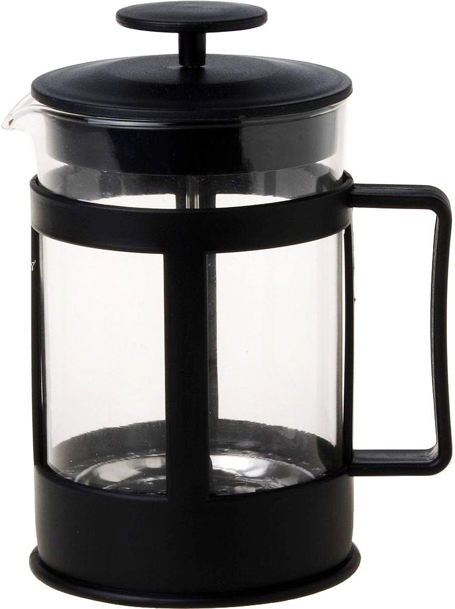 Чайник заварочный Gotoff, цвет: черный, 800 мл. XY-802XY-802Чайник 800 мл 10,5*18,5 см