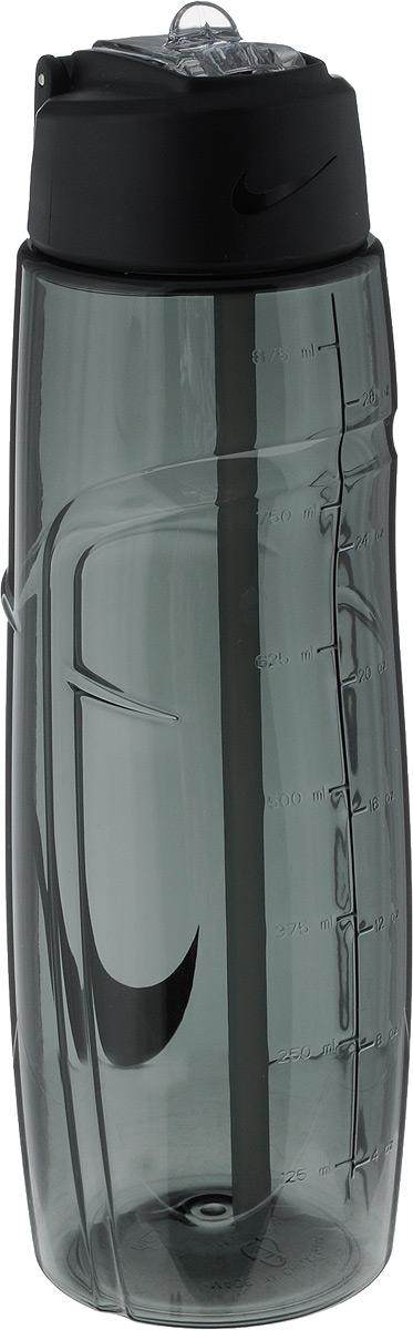 Бутылка для воды Nike T1 Flow Swoosh Water Bottle 32oz, цвет: серый, 946 млN.OB.91.093.32Бутылка для воды Nike T1 Flow Swoosh Water Bottle 32oz с горлышком, которое поднимается на 90 градусов, что обеспечивает простоту в использовании. Модель дополнена измерительной шкалой. Возможно мытье в посудомоечной машине, легко собирается и разбирается (инструкция прилагается). Технология материала Tritan обеспечивает долговечность и ударопрочность. Объем: 946 мл. Длина: 25 см. Диаметр (по нижнему краю): 7,5 см.
