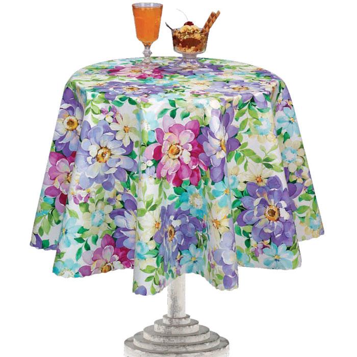 Столовая клеенка LCadesi Florista, прямоугольная, 100 х 140 см. FL100140-132-01FL100140-132-01Столовая клеенка Florista с ярким дизайном украсит ваш стол и защитит его от царапин и пятен. Благодаря основе из нетканого материала не скользит по столу. Клеенка не имеет запаха и совершенно безопасна для человека.