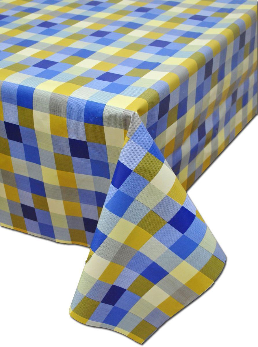 Столовая клеенка LCadesi Florista, прямоугольная, 130 х 165 см. FL130165-286-02FL130165-286-02Столовая клеенка Florista с классическим дизайном украсит ваш стол и защитит его от царапин и пятен. Благодаря основе из нетканого материала не скользит по столу. Клеенка не имеет запаха и совершенно безопасна для человека.