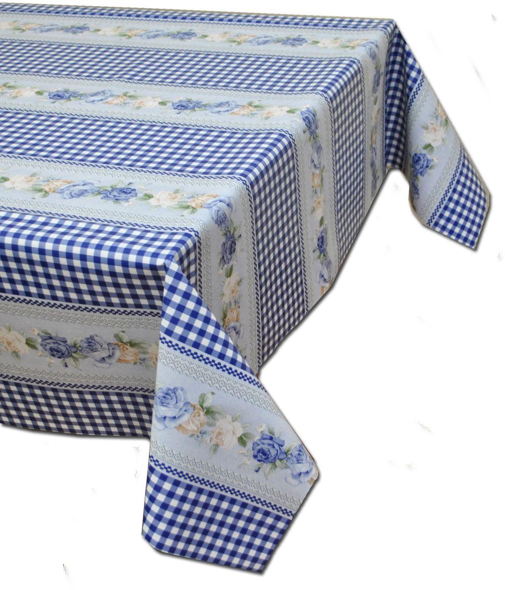Столовая клеенка LCadesi Florista, прямоугольная, 140 х 200 см. FL140200-018-02FL140200-018-02Столовая клеенка Florista с классическим дизайном украсит ваш стол и защитит его от царапин и пятен. Благодаря основе из нетканого материала не скользит по столу. Клеенка не имеет запаха и совершенно безопасна для человека.