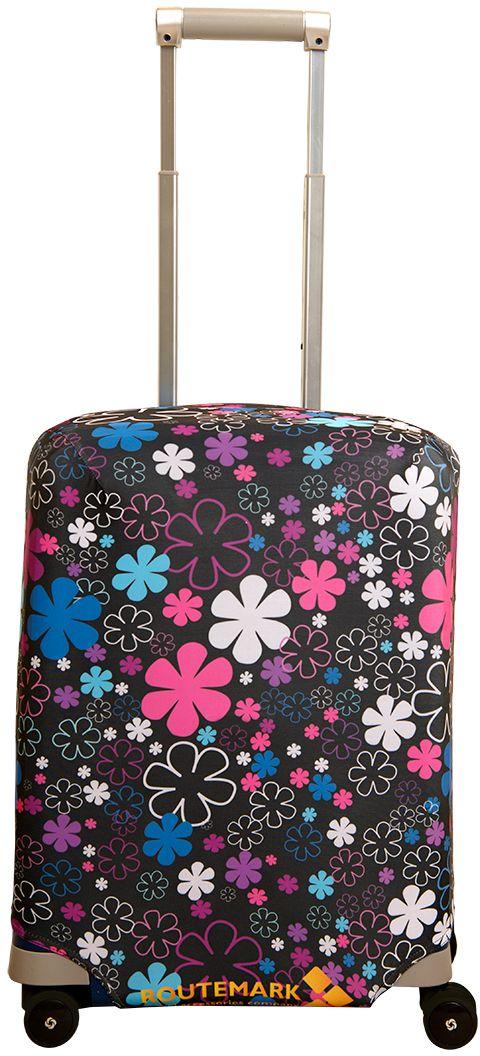Чехол для чемодана Routemark Floxy, размер S (50-55 см)Fl-SДля чемоданов маленьких размеров, высотой от 50 до 55 см (19-21 inch) (мерить от пола). Плотность ткани - 240 г/кв.м, упрочнённые швы, 2 потайные молнии для боковых ручек с двух сторон. Внизу чехла - молния трактор, дополнительная резинка с фастексом для лучшей усадки. Стойкая сублимационная печать.
