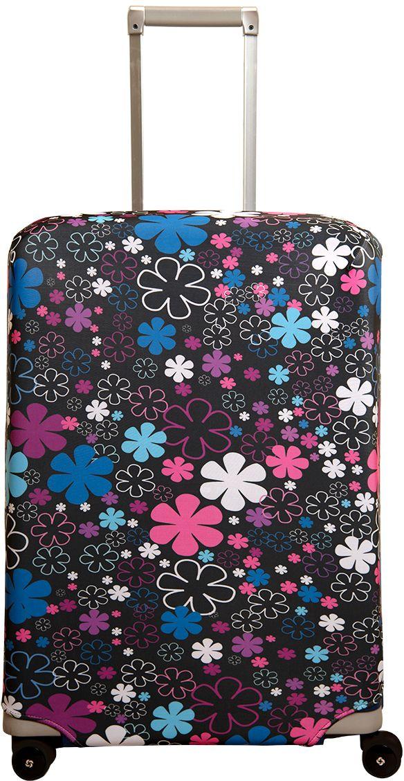 Чехол для чемодана Routemark Floxy, размер M/L (65-74 см)Fl-M/LДля чемоданов средних размеров, высотой от 65 до 74 см (24-28 inch) (мерить от пола). Плотность ткани - 240 г/кв.м, упрочнённые швы, 2 потайные молнии для боковых ручек с двух сторон. Внизу чехла - молния трактор, дополнительная резинка с фастексом для лучшей усадки. Стойкая сублимационная печать.
