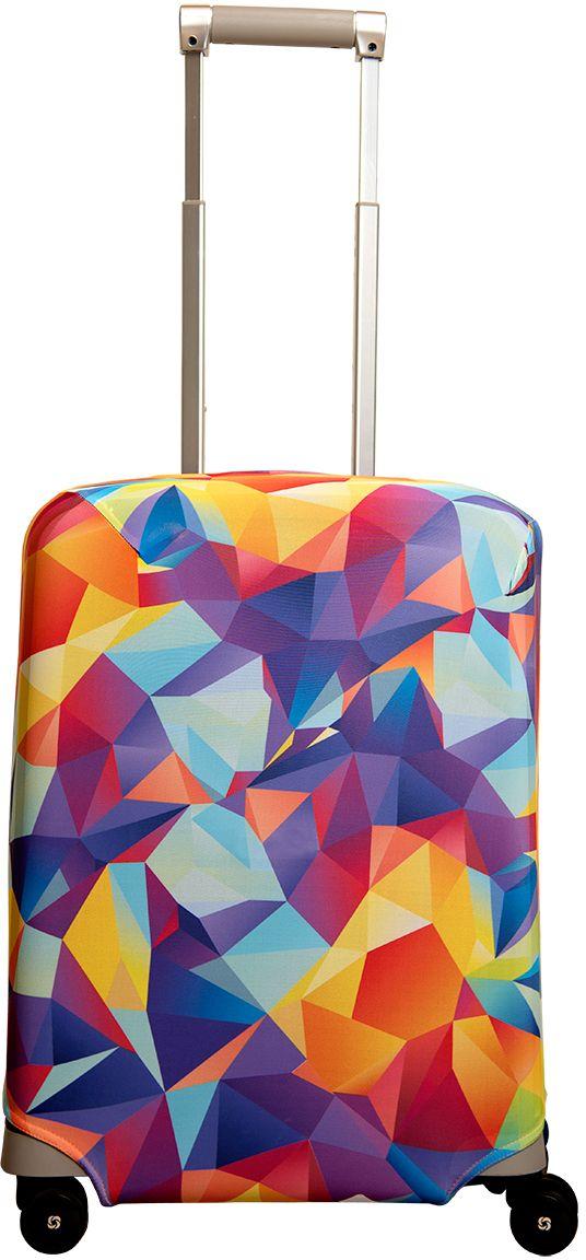Чехол для чемодана Routemark Fable, размер S (50-55 см)Fab-SДля чемоданов маленьких размеров, высотой от 50 до 55 см (19-21 inch) (мерить от пола). Плотность ткани - 240 г/кв.м, упрочнённые швы, 2 потайные молнии для боковых ручек с двух сторон. Внизу чехла - молния трактор, дополнительная резинка с фастексом для лучшей усадки. Стойкая сублимационная печать.
