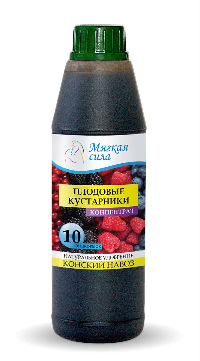 """Био удобрение """"Мягкая сила"""" для плодовых кустарников, концентрат, 500 мл ms021"""