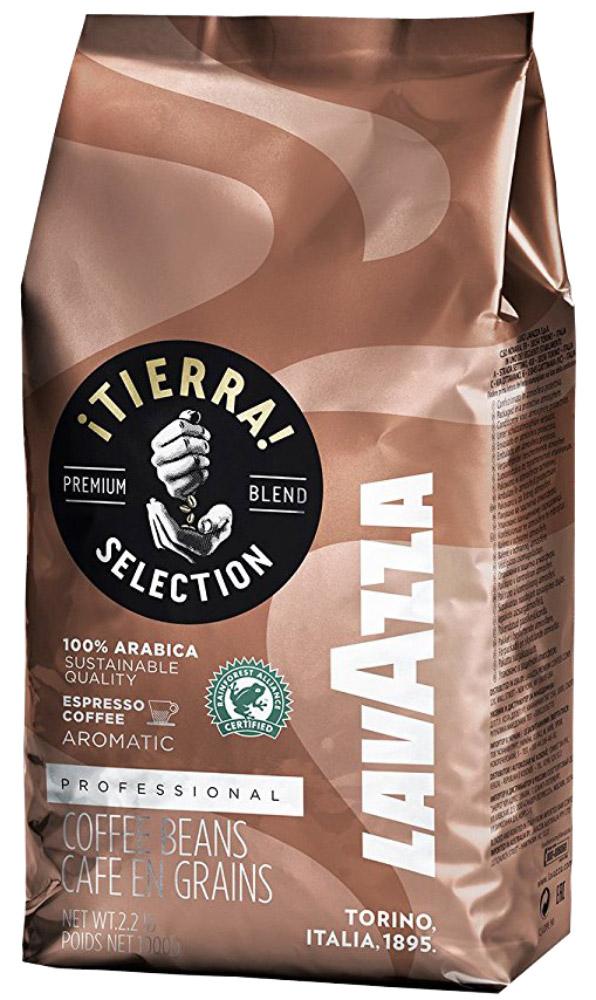 Lavazza Tierra Intenso кофе в зернах, 1 кг8000070043329Превосходный купаж 100% Арабики  Premium класса, выращенных в экологически чистых ливневых лесах Колумбии, Перу и Гондураса. Кофе Lavazza Tierra Intenso собирается вручную и купажируется мастерами Lavazza в Италии. Лавацца Тиерра словно зов природы: солнца, земли и ветра. Чуть сладковатый изысканный вкус с едва ощутимой фруктовой кислинкой, обволакивающим ароматом закрутят вас вихрем небывалого наслаждения. Уважаемые клиенты! Обращаем ваше внимание на то, что упаковка может иметь несколько видов дизайна. Поставка осуществляется в зависимости от наличия на складе.