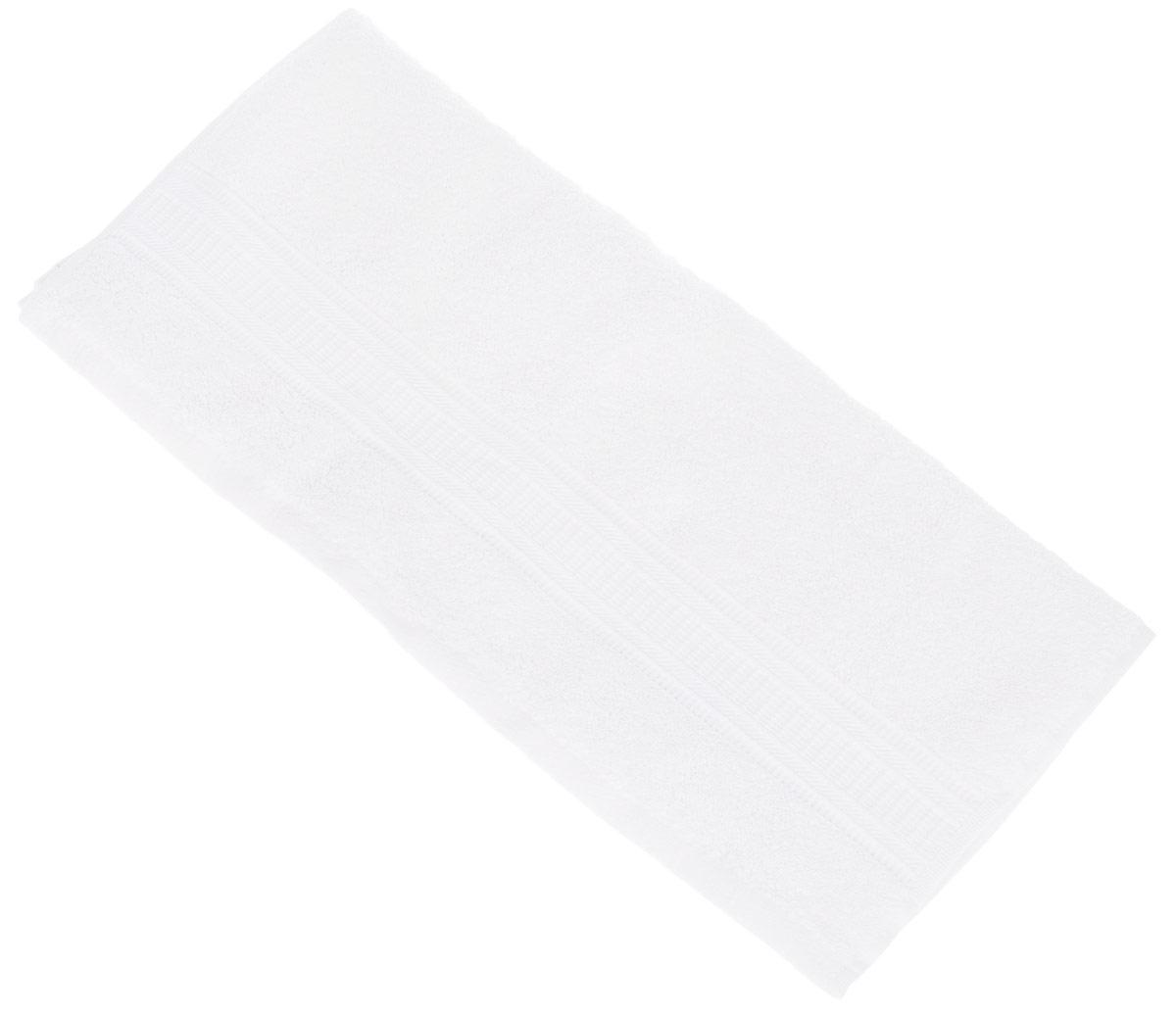 Полотенце TAC Mixandsleep, цвет: белый, 50 см х 90 см1201Махровое полотенце TAC Mixandsleep выполнено из приятного на ощупь натурального хлопка кремового цвета и декорировано изящным орнаментом. Полотенце прекрасно впитывает влагу и легко стирается. Полотенце TAC Mixandsleep создаст атмосферу уюта и комфорта в вашем доме. Хлопок - это волшебный цветок, хранящий в своем сердце тепло и нежность. Человек начал использовать волокна этих растений еще в глубокой древности. Этот натуральный материал обладает такими свойствами как гигроскопичность и гипоаллергенность.