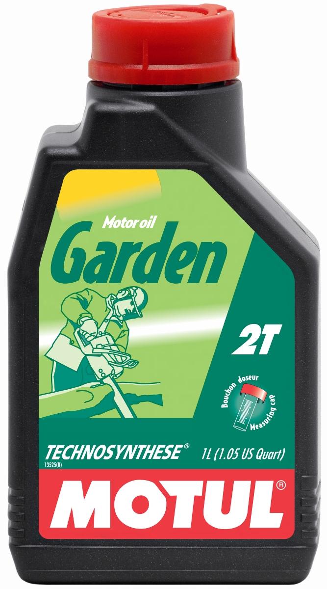 """Масло моторное Motul """"Garden 2T Hi-Tech"""", 1 л. 106608"""