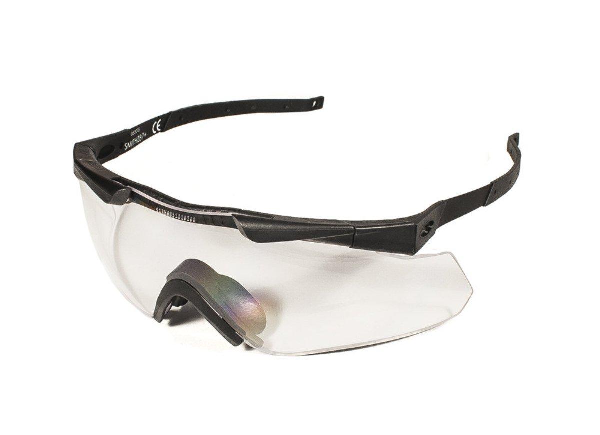 Защитные баллистические очки Smith Optics Aegis Echo II Compact, цвет: черныйAECHACBK15-2R