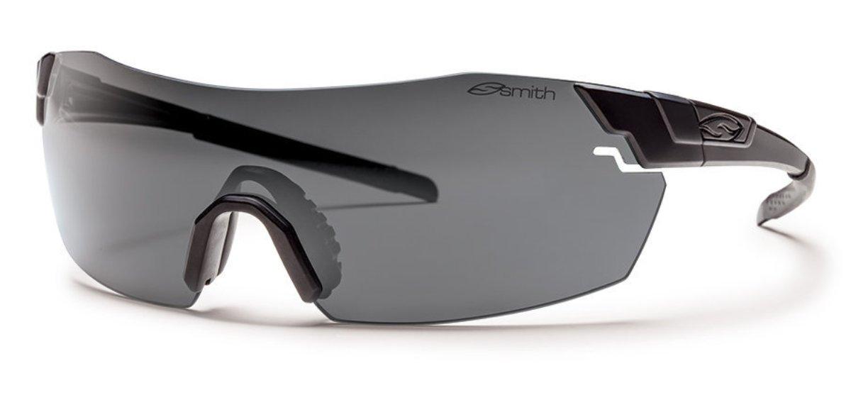 Защитные баллистические очки Smith Optics Pivlock V2 Elite, цвет: черныйPVTPCGYBK