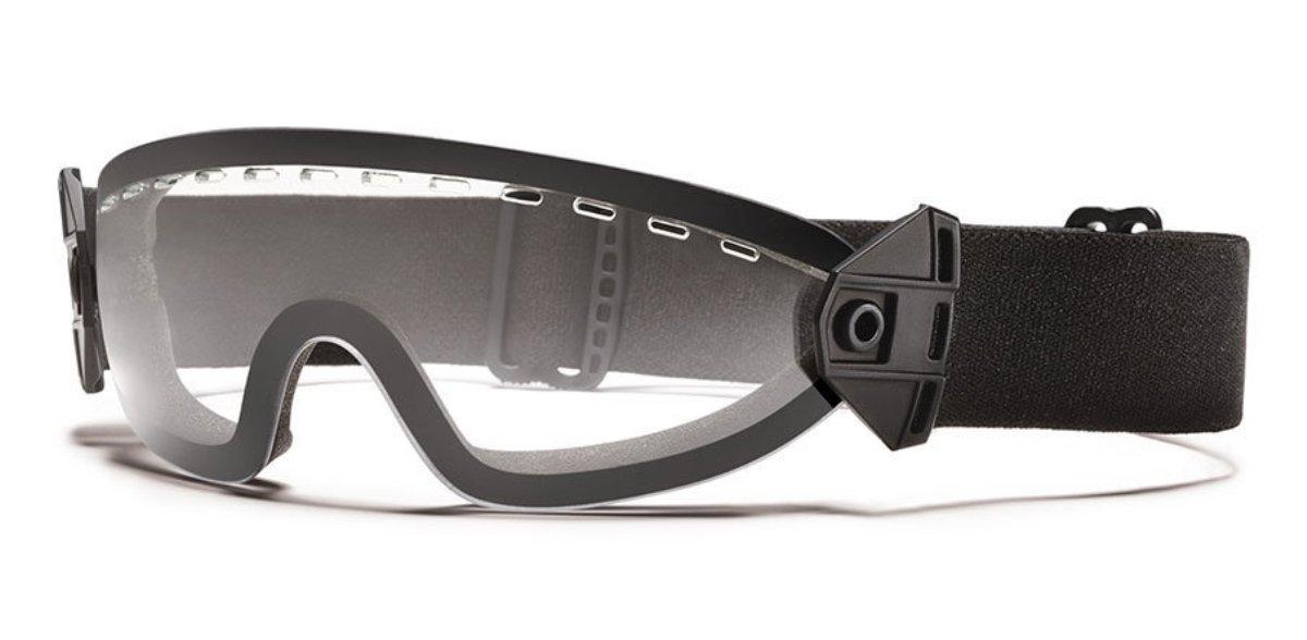 Защитные баллистические очки Smith Optics Boogie Soep, цвет: черныйBOOGBKCL